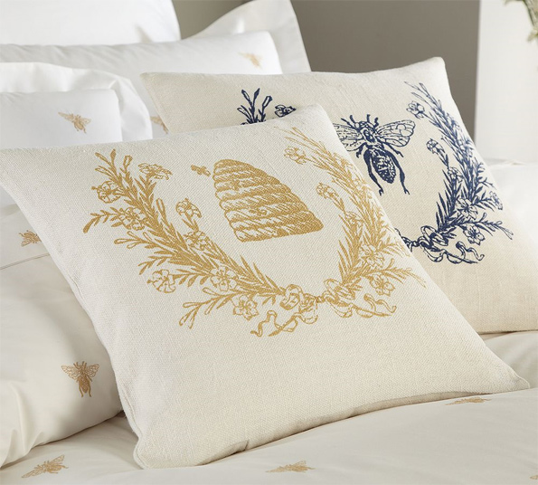 Bee Bedding And Pillows Bedding Chic